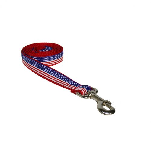 AMERICAN FLAG S-L LEASH