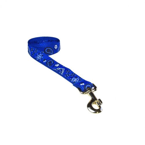 BANDANA BLUE S-L LEASH