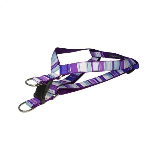 STRIPES PURPLE MULTI S-L HRN