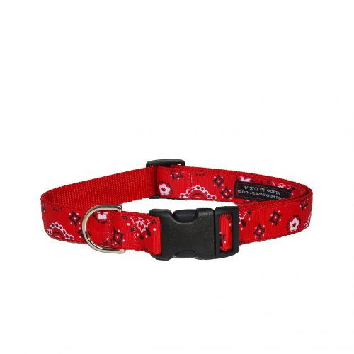 BANDANA RED S-L CLR