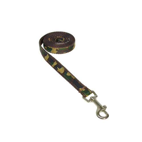 CAMO GREEN XS LEASH