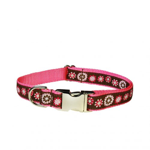 FASHION FLOWER PINK LG CLR