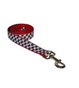 HERRING WHITE S-L LEASH