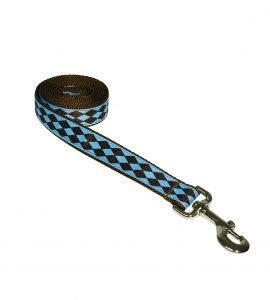 JESTER BLUE S-L LEASH