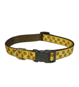 PUPPY PAW YELLOW S-L CLR