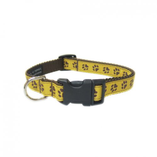 PUPPY PAW YELLOW XS-M CLR