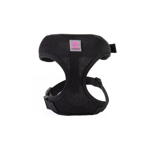 SDW Soft Harness Black