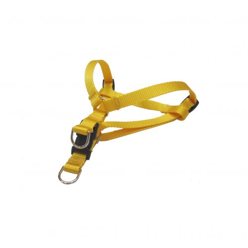 SOLID YELLOW XS-LG HRN